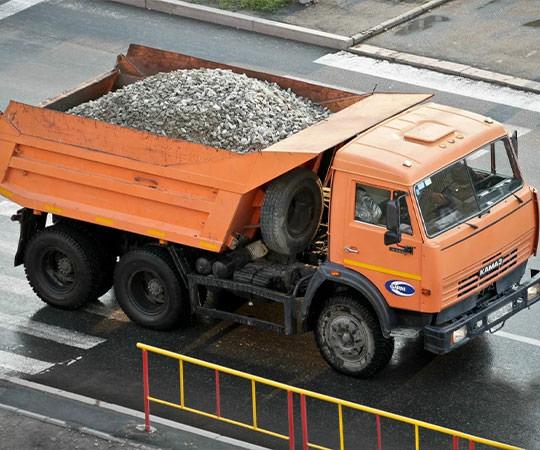 Доставка сыпучих материалов в Тольятти и Самарской области