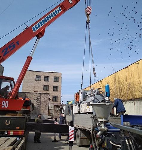 Перевозка промышленного оборудования в Тольятти