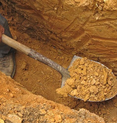 Разработка грунта и котлована в Тольятти