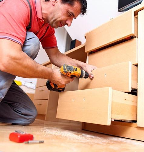 Сборщик мебели с вызовом на дом в Тольятти