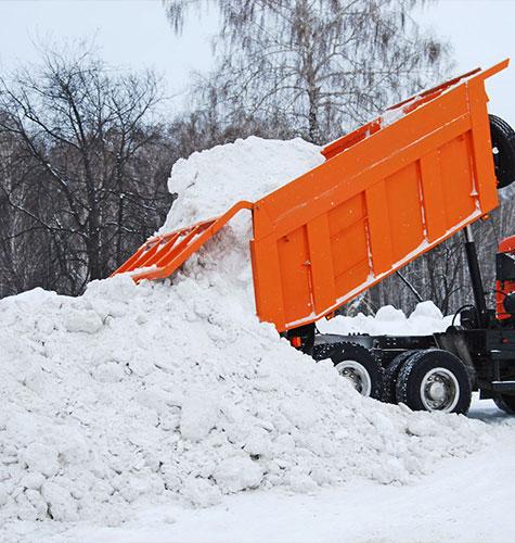 Услуга по уборке снега в Тольятти