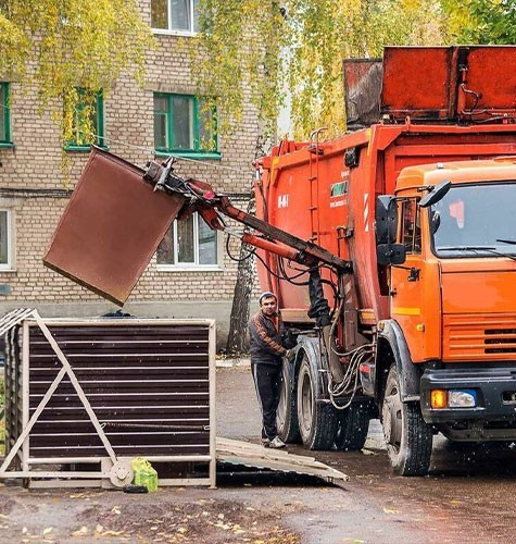 Услуги по вывозке мусора в Тольятти