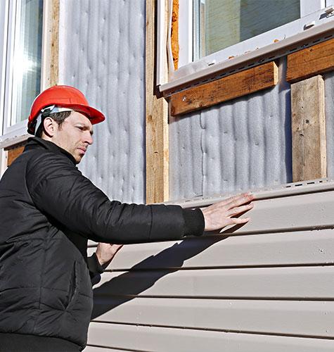 Отделка и ремонт фасада в Тольятти