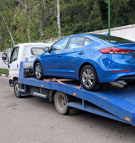 Транспортировка легковых авто в Тольятти