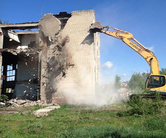 Демонтаж зданий в Тольятти и Самарской области