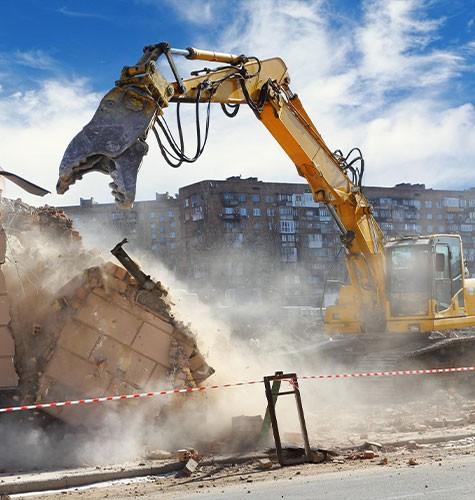 Услуги демонтажа в Тольятти