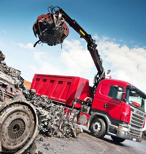Вывоз мусора ломовозом в Тольятти
